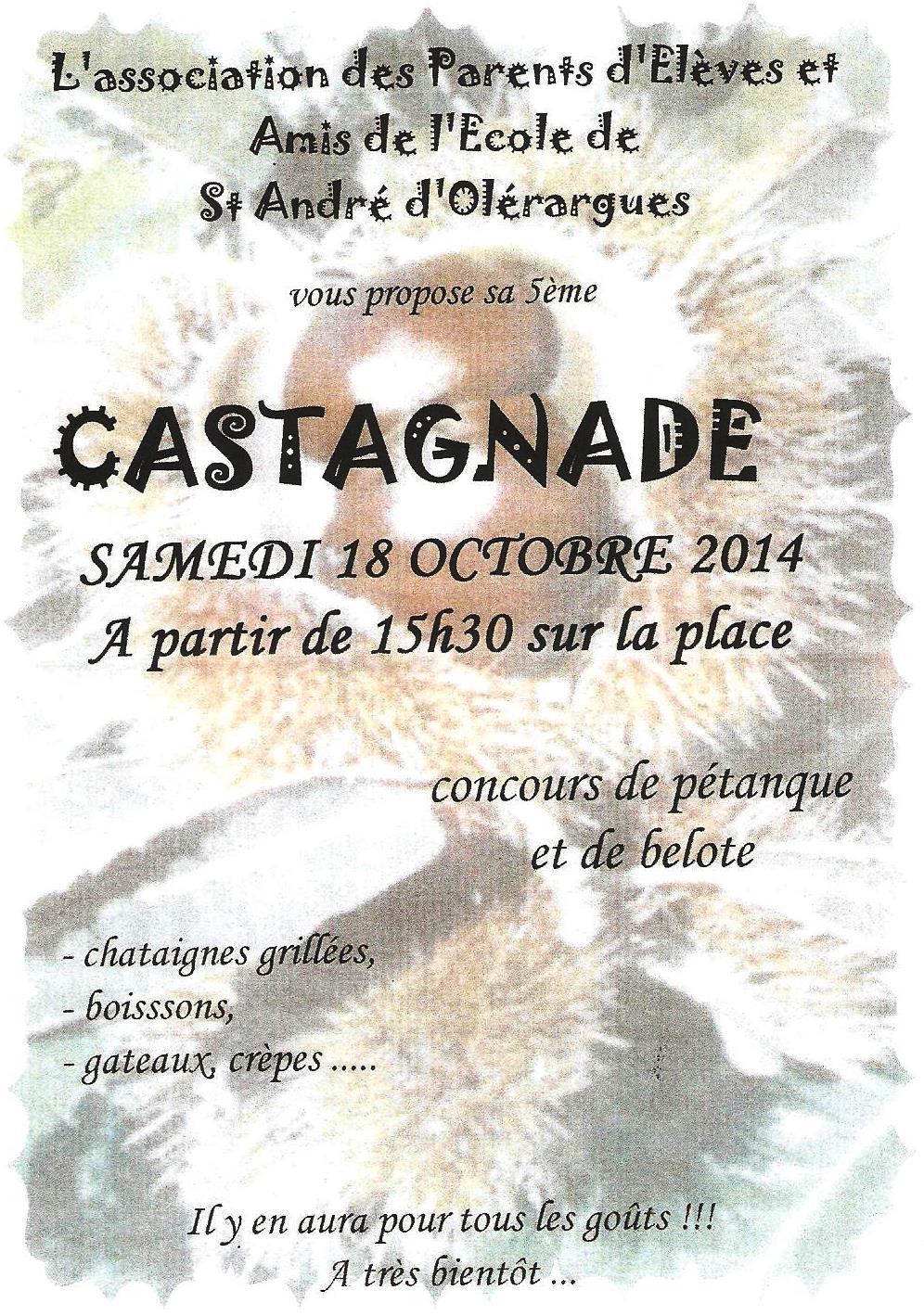 castagnade